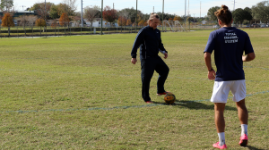 Coach JR and Cody go over some Technical Development and Ball Control Drills