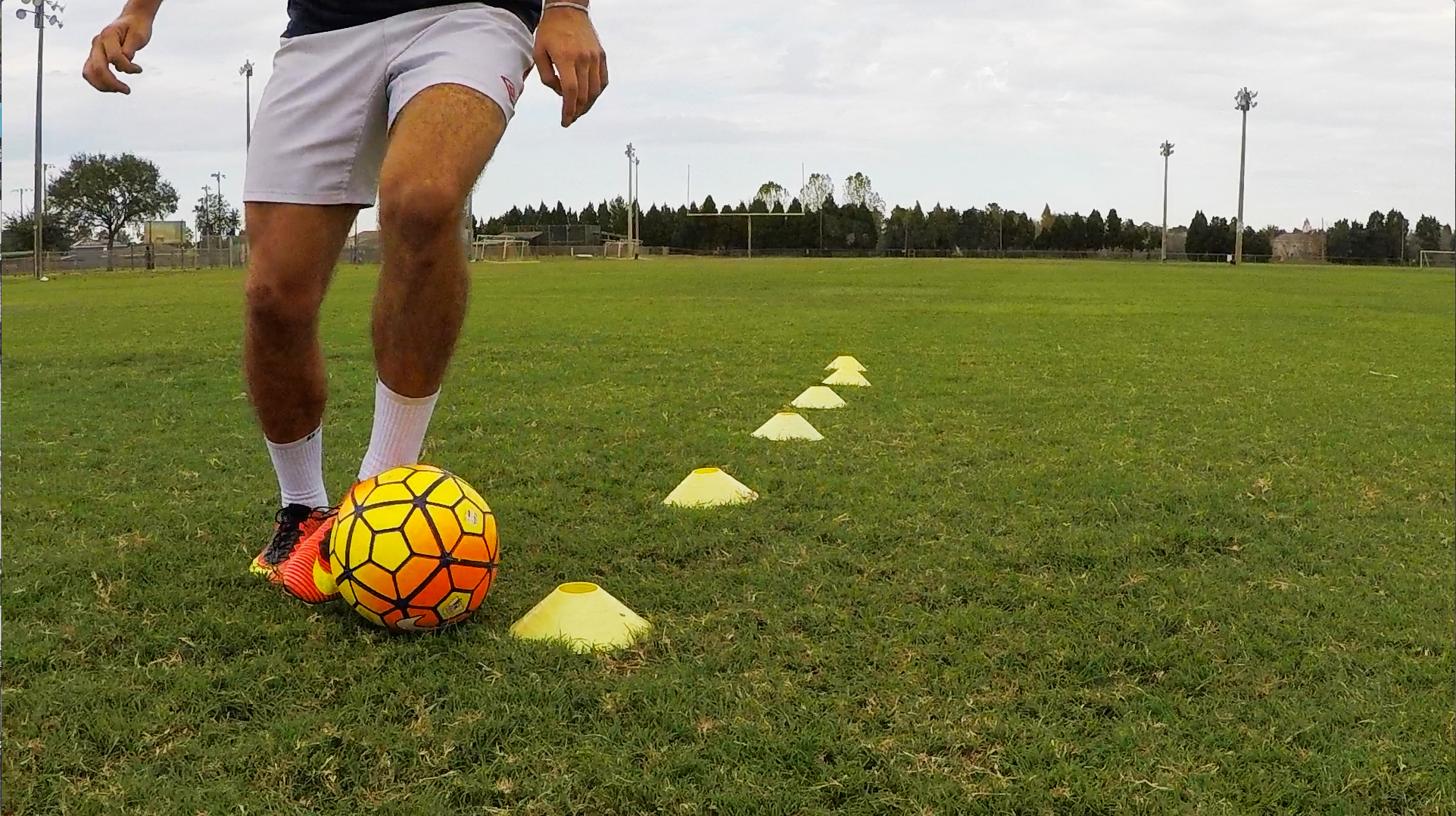 Improve Your Dribbling: Chop Like Messi - Renegade Soccer ...
